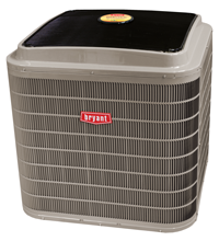Bryant high-efficiency air conditioner