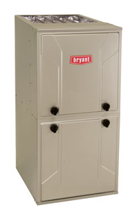 Bryant High-Efficency Gas Furnace